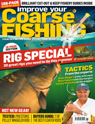 Improve Your Coarse Fishing Issue 326