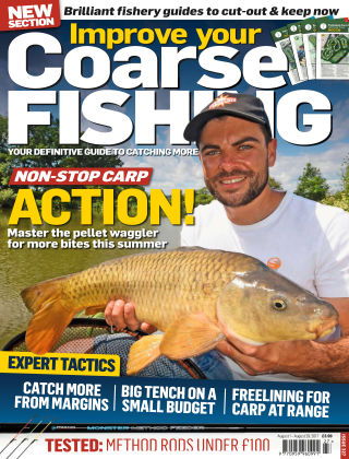 Improve Your Coarse Fishing Issue 327