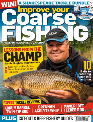 Improve Your Coarse Fishing Issue 329