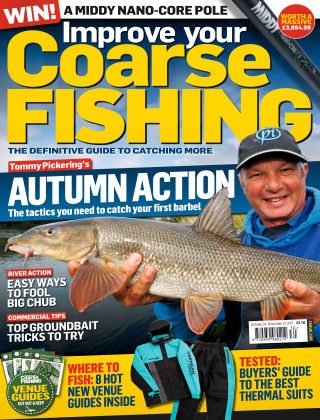 Improve Your Coarse Fishing Issue 330