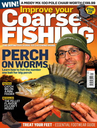 Improve Your Coarse Fishing Issue 331