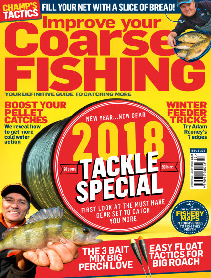 Improve Your Coarse Fishing December 19, 2017 00:00