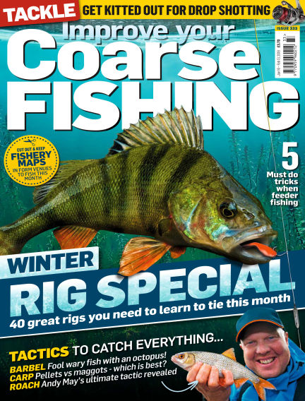 Improve Your Coarse Fishing January 16, 2018 00:00