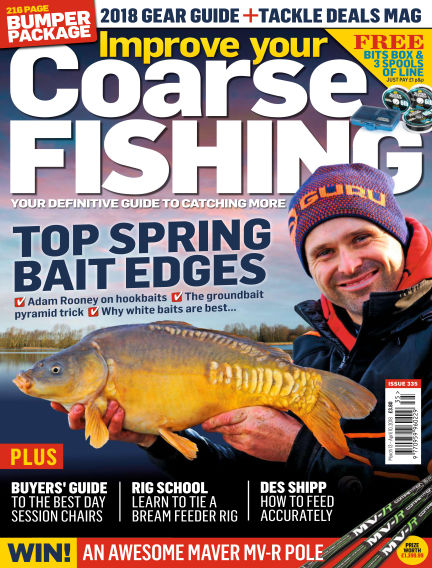 Improve Your Coarse Fishing March 13, 2018 00:00