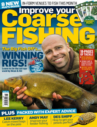 Improve Your Coarse Fishing Issue 336