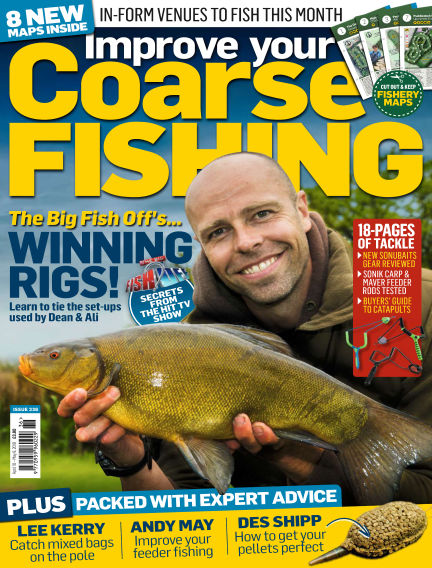 Improve Your Coarse Fishing April 10, 2018 00:00