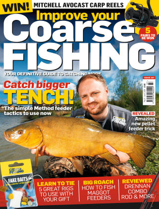 Improve Your Coarse Fishing Issue 337