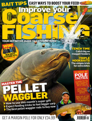 Improve Your Coarse Fishing Issue 338