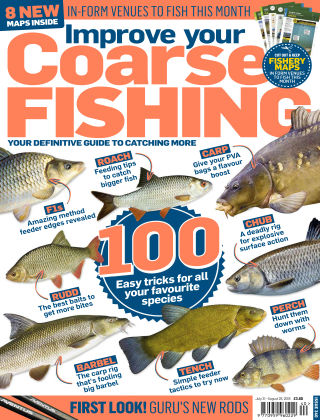 Improve Your Coarse Fishing Issue 340