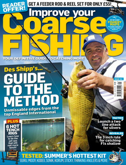 Improve Your Coarse Fishing August 28, 2018 00:00