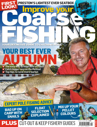 Improve Your Coarse Fishing Issue 342