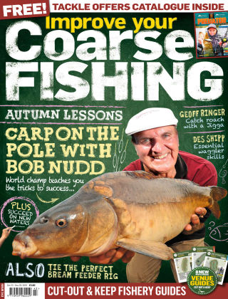 Improve Your Coarse Fishing Issue 343