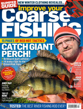 Improve Your Coarse Fishing Issue 344