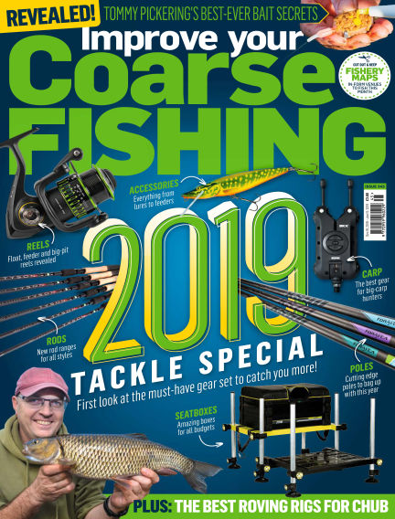 Improve Your Coarse Fishing December 19, 2018 00:00
