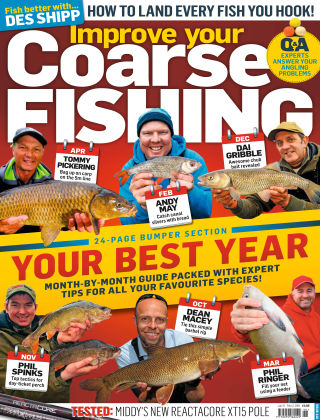 Improve Your Coarse Fishing Issue 346