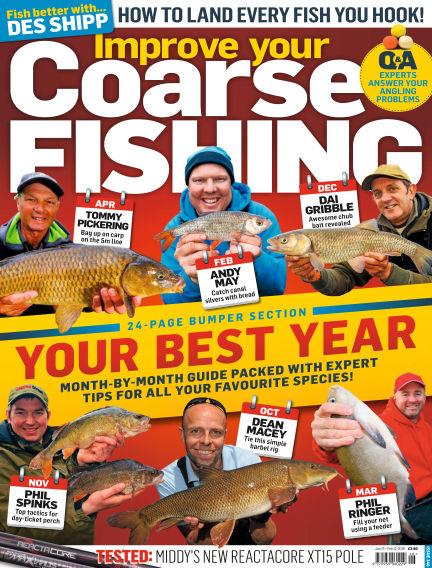 Improve Your Coarse Fishing January 15, 2019 00:00