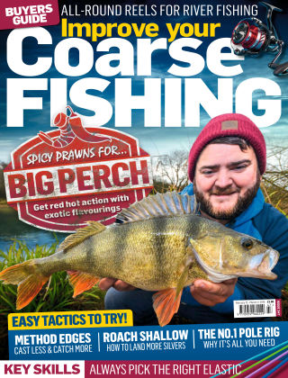 Improve Your Coarse Fishing Issue 347
