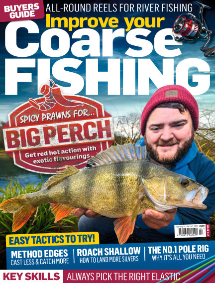 Improve Your Coarse Fishing February 12, 2019 00:00