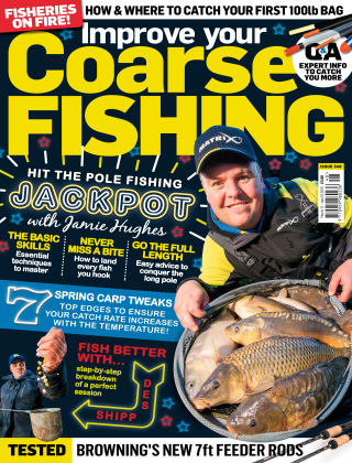 Improve Your Coarse Fishing Issue 348