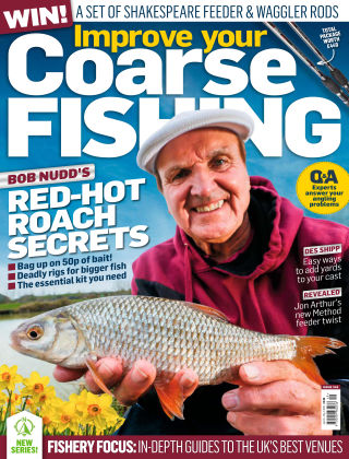 Improve Your Coarse Fishing Issue 349
