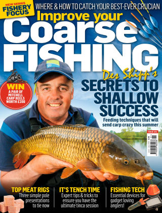 Improve Your Coarse Fishing Issue 351