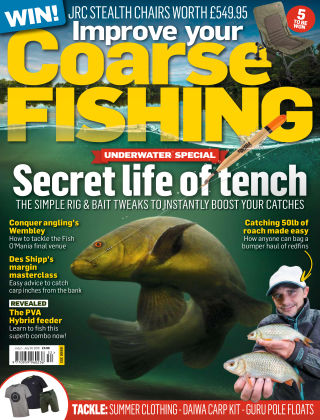 Improve Your Coarse Fishing Issue 352