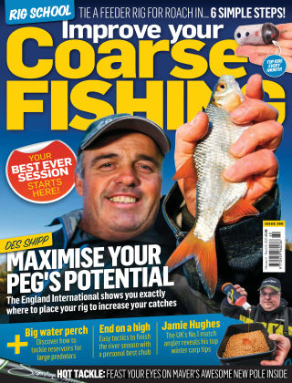 Improve Your Coarse Fishing Issue 360