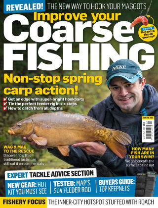 Improve Your Coarse Fishing Issue 362