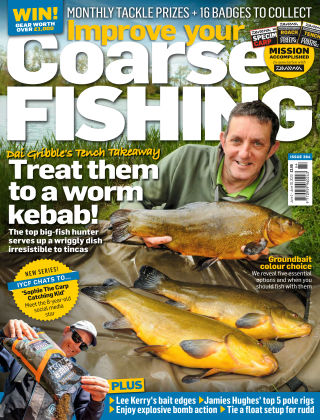 Improve Your Coarse Fishing Issue 364