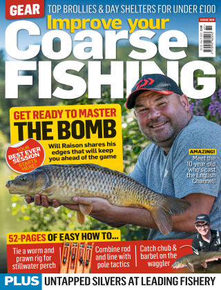 Improve Your Coarse Fishing Issue 369
