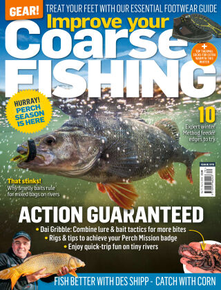 Improve Your Coarse Fishing Issue 370