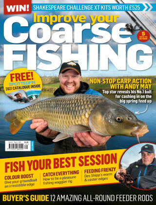 Improve Your Coarse Fishing Issue 375