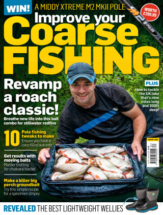 Improve Your Coarse Fishing Issue 382