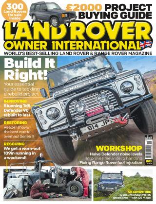Land Rover Owner November 2014