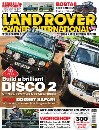 Land Rover Owner September 2014