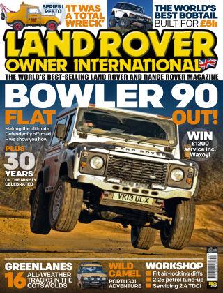 Land Rover Owner April 2014
