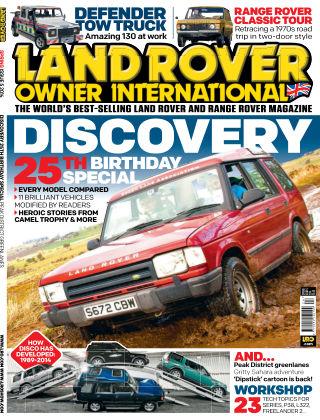 Land Rover Owner Spring 2014