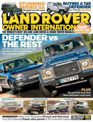 Land Rover Owner May 2014