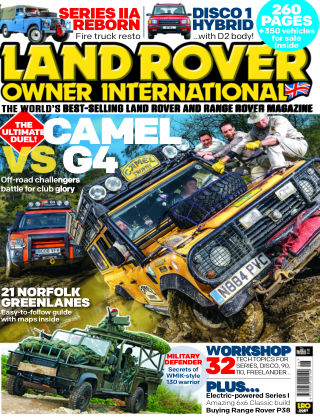 Land Rover Owner June 2014