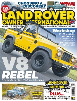 Land Rover Owner December 2014