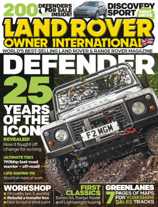 Land Rover Owner February 2015