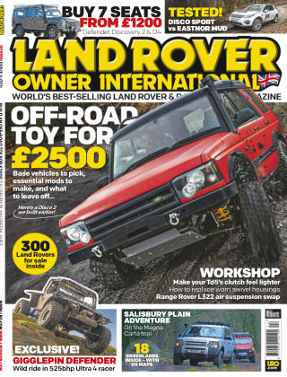 Land Rover Owner Spring 2015