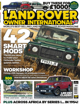 Land Rover Owner May 2015