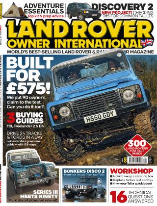 Land Rover Owner June 2015