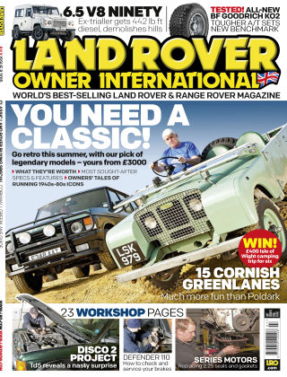 Land Rover Owner July 2015