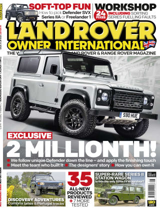 Land Rover Owner August 2015