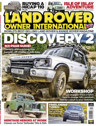 Land Rover Owner September 2015