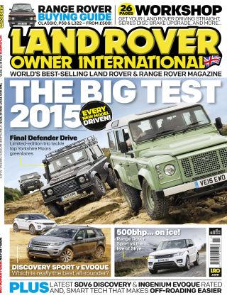 Land Rover Owner November 2015