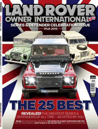Land Rover Owner January 2016