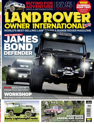 Land Rover Owner February 2016